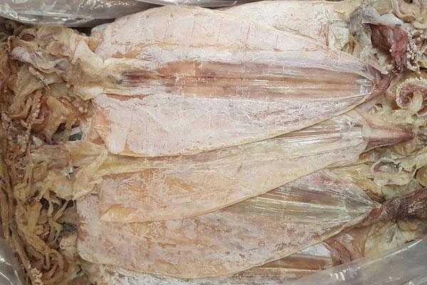 Địa điểm bán mực khô uy tín trên thị trường Hà Nội