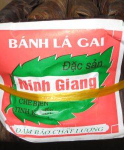 Đặc sản bánh gai Ninh Giang